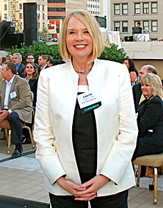 Laurie Edwards-Tate Attends San Diego Business Journal Reception