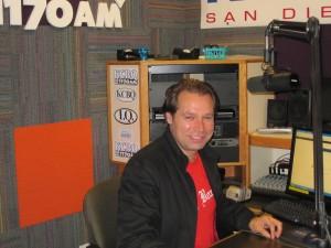 Rick Amato, KCBQ