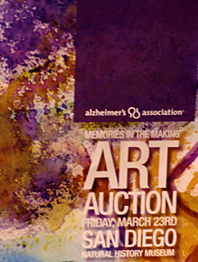Memories in the Making Art Auction