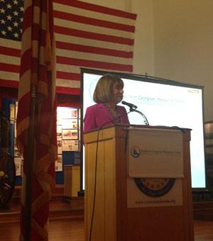 Congresswoman Susan A . Davis
