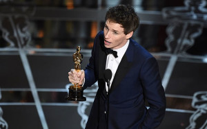 Photo courtesy of ABC, Sunday's Academy Award network host