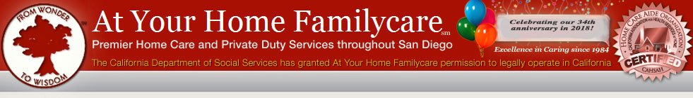 At Your Home Familycare